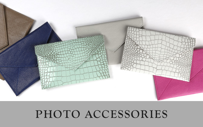 Leather Photo Accessories