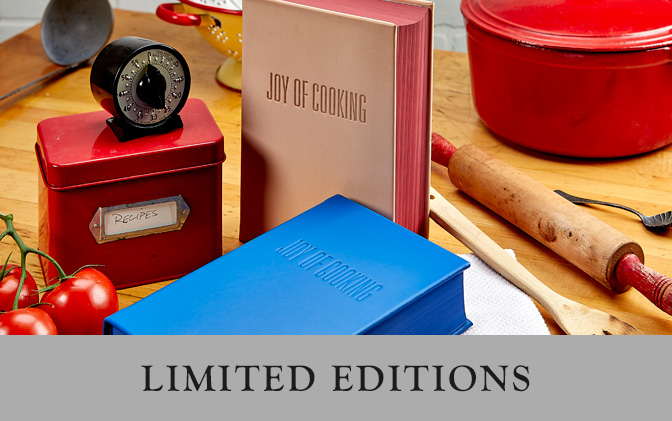 Leather Bound Limited Edition Books