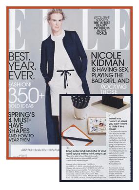 Elle: January 2015