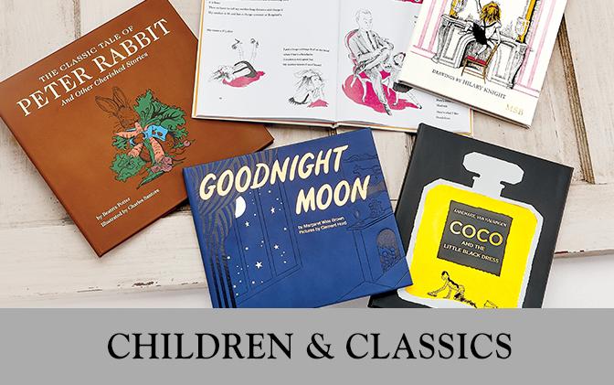 Leather Bound Children Books
