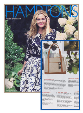 Hamptons Magazine: July 2015