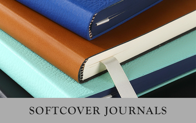 Leather Soft Cover Journals