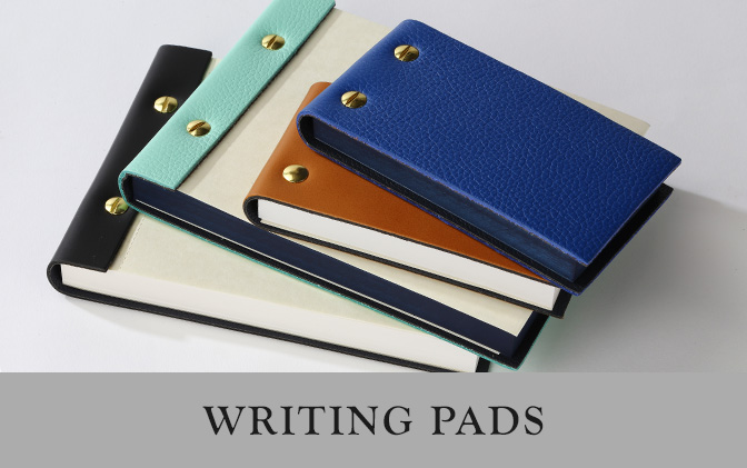 Leather Writing Pads