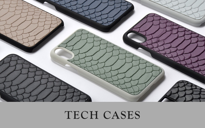 Leather Tech Cases