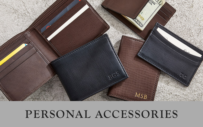 Leather Personal Accessories