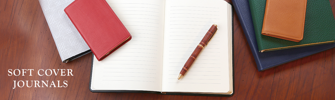 Leather Softcover Journals