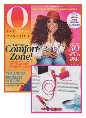 O Magazine: October 2015