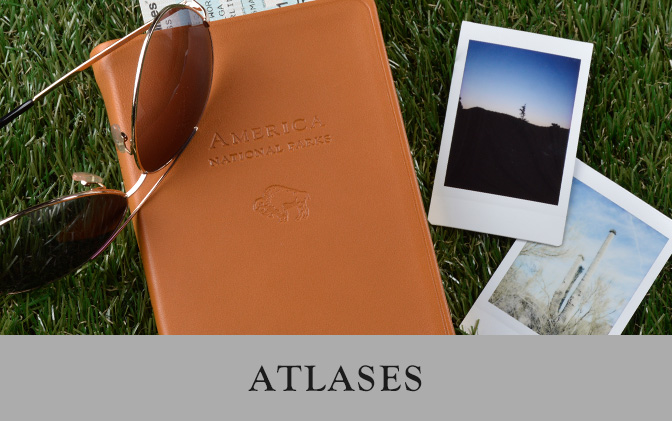 Leather Atlases