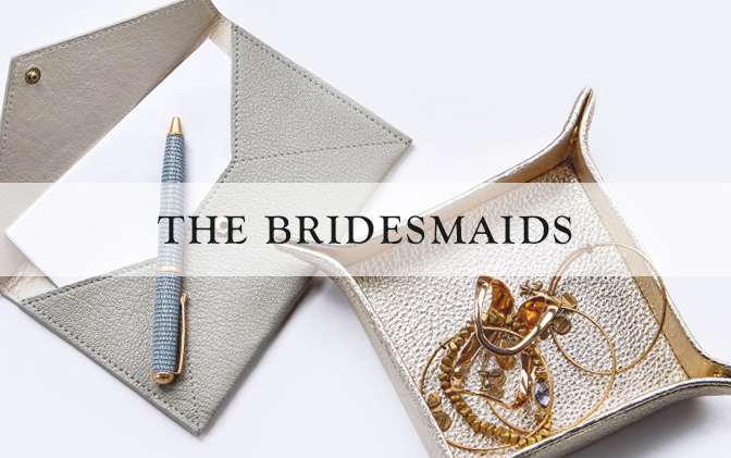 Leather Bridesmaids Gifts