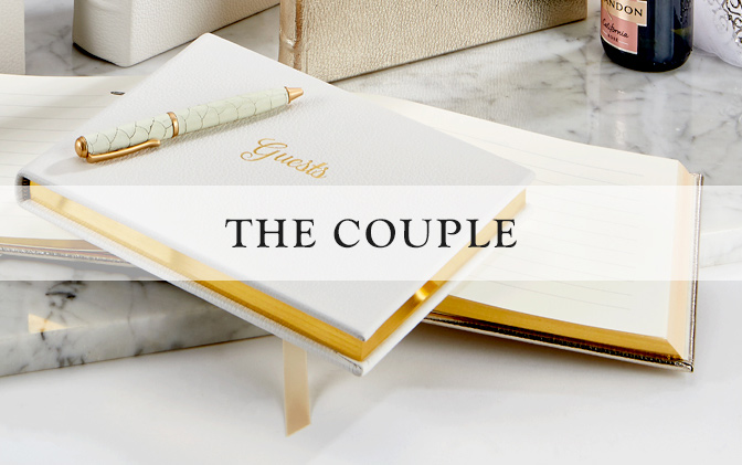 Leather Wedding Gifts for the Couple
