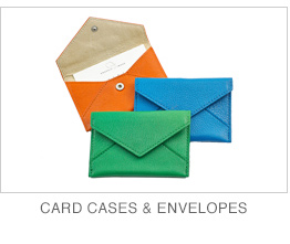 Card Cases and Envelopes