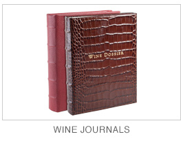 Leather Wine Journals