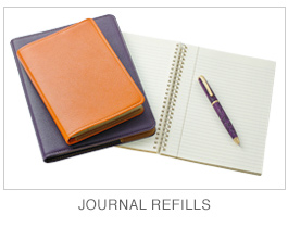 Journal and Notebook Refills