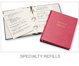 Specialty Refills