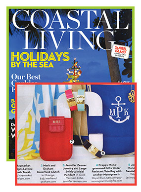 Coastal Living: Dec 2013