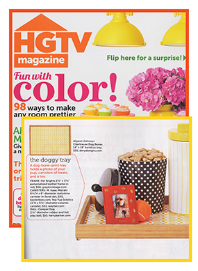 HGTV Magazine: Apr 2014