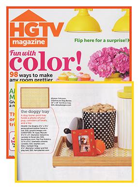 HGTV Magazine: Apr 2014