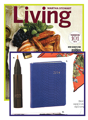 Martha Stewart Living: Nov 2013
