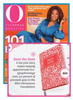 Oprah October 2012
