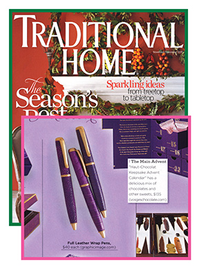 Traditional Home: Dec 2013