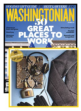 Washingtonian: Dec 2013