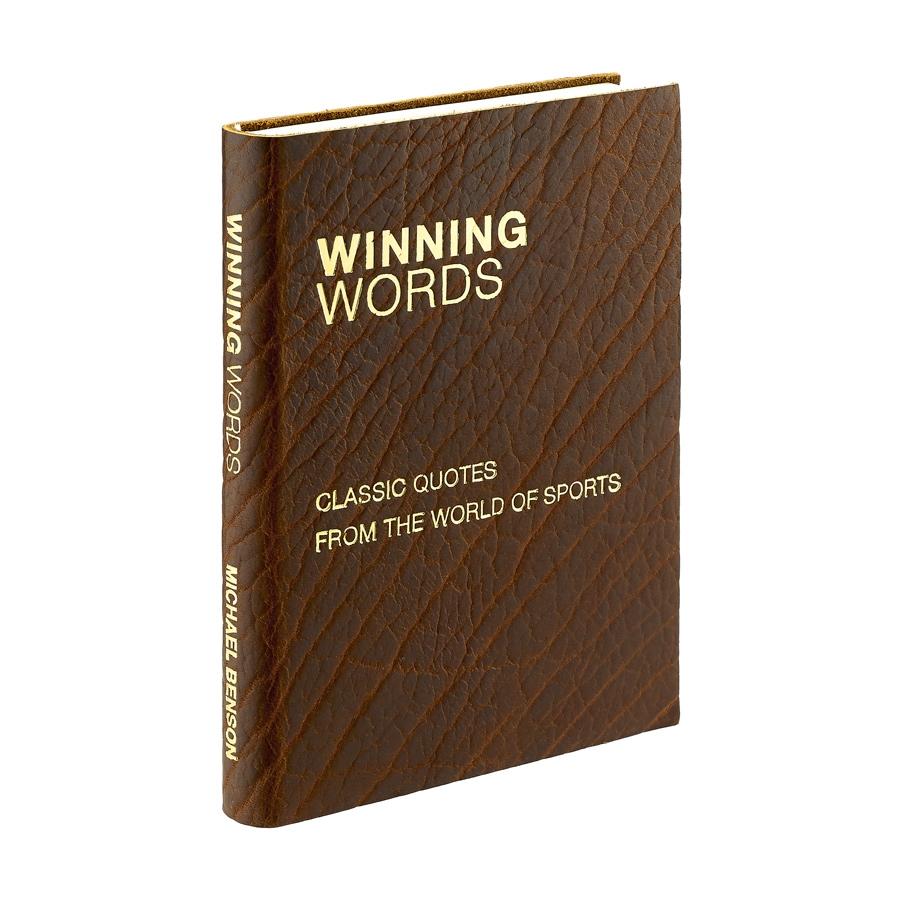 Winning Words  Bison Brown BSW-WINN-BIS-BRN